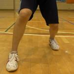 オーバーハンドパス ボールをとる時の動き方